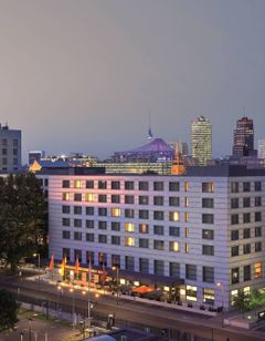 Hotel Berlin Central District