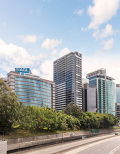 Meriton Serviced Apartments North Sydney