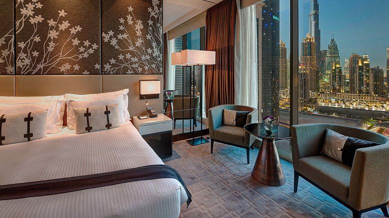 "Pullman Dubai Downtown Hotel Exterior. Images powered by <a href=""http://www.leonardo.com"" target=""_blank"" rel=""noopener"">Leonardo</a>."