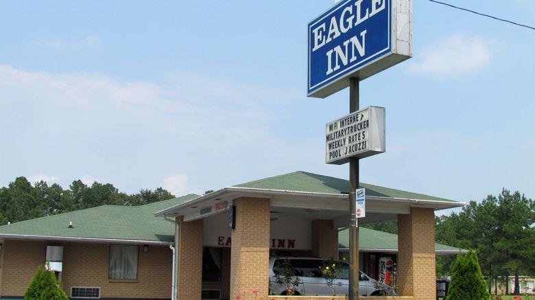 "Eagle Inn Sumter Exterior. Images powered by <a href=""http://www.leonardo.com"" target=""_blank"" rel=""noopener"">Leonardo</a>."