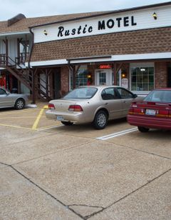 Rustic Motel Rolla