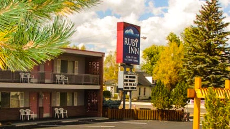 """Ruby Inn Exterior. Images powered by <a href=""""http://www.leonardo.com"""" target=""""_blank"""" rel=""""noopener"""">Leonardo</a>."""
