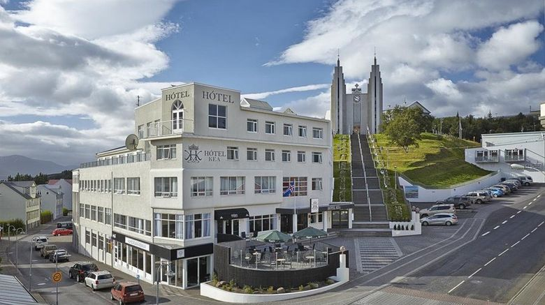 "Hotel Kea Exterior. Images powered by <a href=""http://www.leonardo.com"" target=""_blank"" rel=""noopener"">Leonardo</a>."