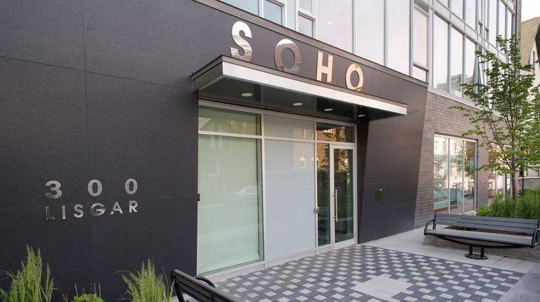 "SoHo Residences at SoHo Lisgar Exterior. Images powered by <a href=""http://www.leonardo.com"" target=""_blank"" rel=""noopener"">Leonardo</a>."