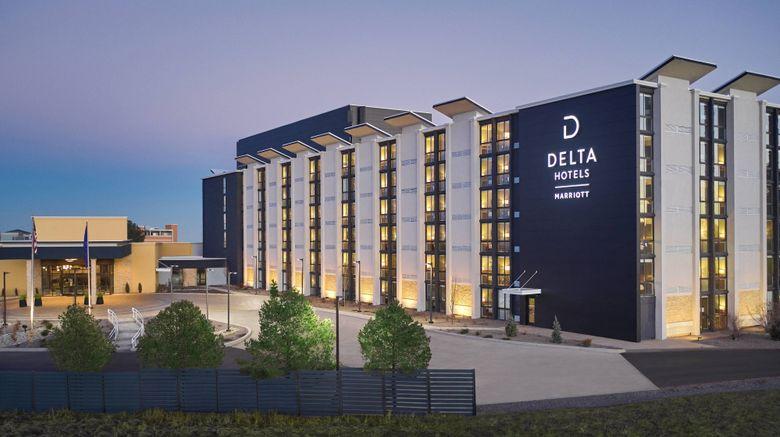 "Delta Hotels Denver Northglenn Exterior. Images powered by <a href=""http://www.leonardo.com"" target=""_blank"" rel=""noopener"">Leonardo</a>."