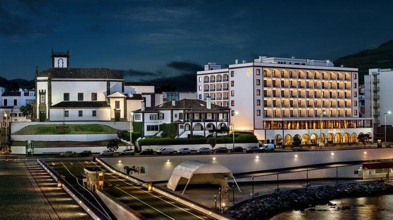 """Grand Hotel Acores Atlantico Exterior. Images powered by <a href=""""http://www.leonardo.com"""" target=""""_blank"""" rel=""""noopener"""">Leonardo</a>."""