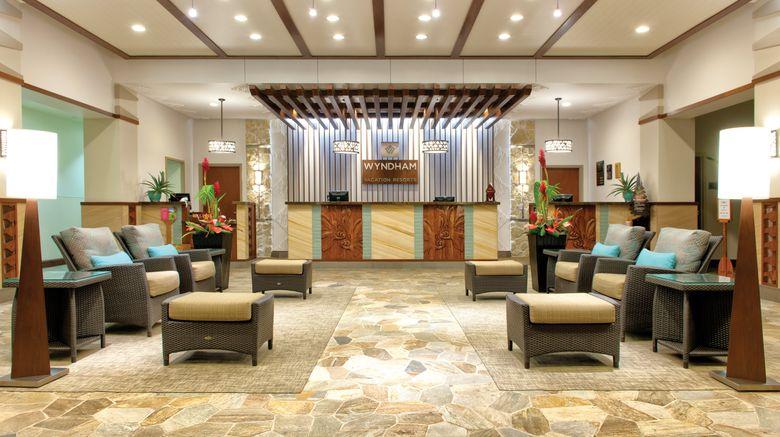"Wyndham Waikiki Beach Walk Lobby. Images powered by <a href=""http://www.leonardo.com"" target=""_blank"" rel=""noopener"">Leonardo</a>."