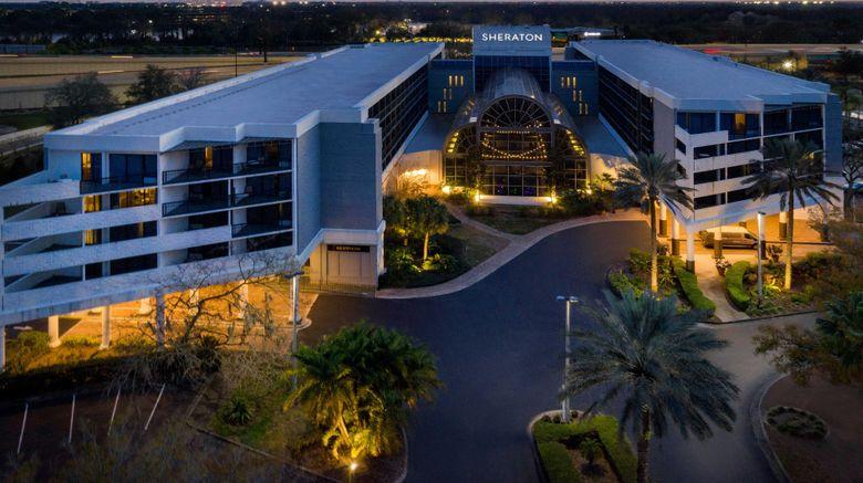 "Sheraton Orlando North Hotel Exterior. Images powered by <a href=""http://www.leonardo.com"" target=""_blank"" rel=""noopener"">Leonardo</a>."
