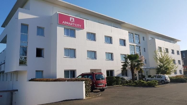 """AppartCity Rennes Ouest Exterior. Images powered by <a href=""""http://www.leonardo.com"""" target=""""_blank"""" rel=""""noopener"""">Leonardo</a>."""