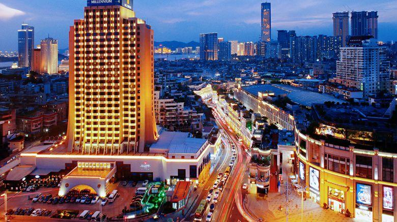 "Millennium Harbourview Hotel Xiamen Exterior. Images powered by <a href=""http://www.leonardo.com"" target=""_blank"" rel=""noopener"">Leonardo</a>."