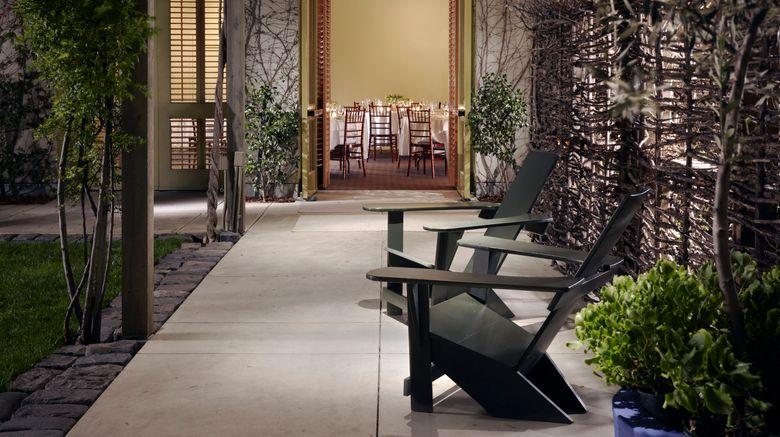 "Hotel Healdsburg Exterior. Images powered by <a href=""http://www.leonardo.com"" target=""_blank"" rel=""noopener"">Leonardo</a>."