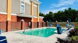 Holiday Inn Express McComb Pool