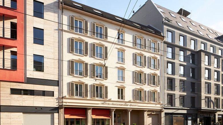 "Classik Hotel Hackescher Markt Exterior. Images powered by <a href=""http://www.leonardo.com"" target=""_blank"" rel=""noopener"">Leonardo</a>."