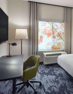 Fairfield Inn & Suites-University Area