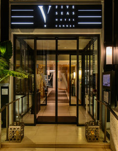 Five Seas Hotel Cannes, a Design Hotel