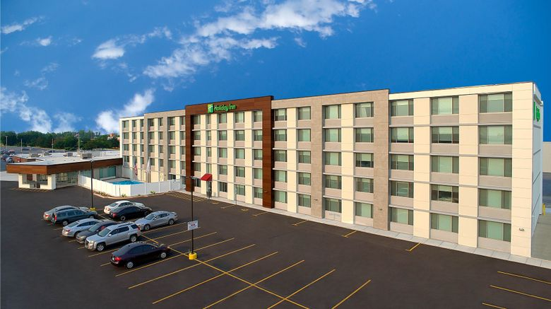 """LXG Midway Airport Hotel Exterior. Images powered by <a href=""""http://www.leonardo.com"""" target=""""_blank"""" rel=""""noopener"""">Leonardo</a>."""