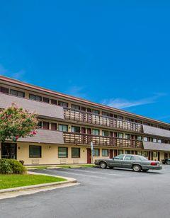Red Roof Inn Durham - Duke Univ Medical