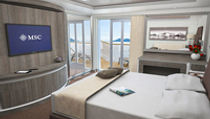 MSC Seaview Suite