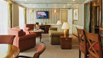 Silver Whisper Suite