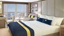 Queen Mary 2 Balcony