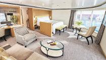 Seven Seas Voyager Suite