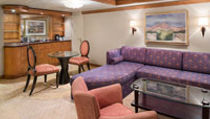 Adventure of the Seas Suite