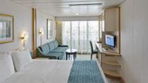 Rhapsody of the Seas Balcony