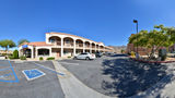 """<b>Americas Best Value Inn - Joshua Tree Exterior</b>. Virtual Tours powered by <a href=""""https://iceportal.shijigroup.com/"""" title=""""IcePortal"""" target=""""_blank"""">IcePortal</a>."""