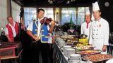 Danubius Health Spa Resort Sarvar Restaurant