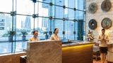 Dusit Residence, Dubai Marina Lobby