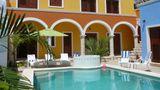 Hotel Merida Santiago Exterior