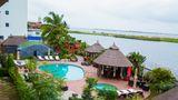 Hotel Bon Voyage Lagos Pool