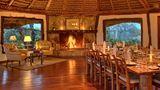 Elewana Kifaru House Restaurant