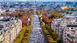 Paris Scenery