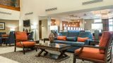 Comfort Suites West Of Ashley Lobby