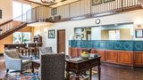Quality Suites Paducah Lobby