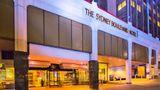 The Sydney Boulevard Hotel Exterior