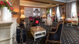 Hotel Claridge Bellman Lobby