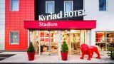 Kyraid Lyon Est Stadium Eurexpo Exterior