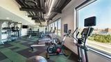 Hampton Inn & Suites Fort Wayne Downtown Health
