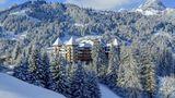 The Alpina Gstaad Exterior