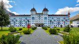 Kempinski Grand Hotel des Bains Exterior