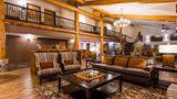 Best Western Plus Sidney Lodge Lobby