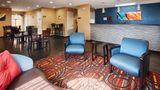 Best Western Cedar Inn Lobby