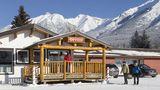 Rocky Mountain Ski Lodge Exterior