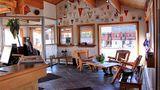 Rocky Mountain Ski Lodge Lobby