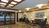 Hampton Inn Elkton Lobby