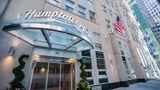 Hampton Inn Manhattan/Downtown-Financial Exterior