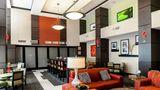 Hampton Inn & Suites Tulsa/Hills Lobby