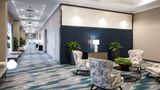 Hilton Garden Inn Nashville Vanderbilt Lobby